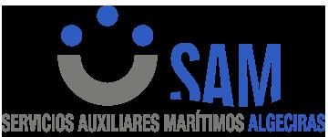 logo Sam Algeciras