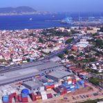 Vista aérea de las instalaciones de SAM Algeciras.