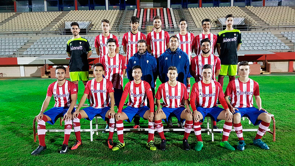 Alonso Group, official sponsor of Algeciras C. F.